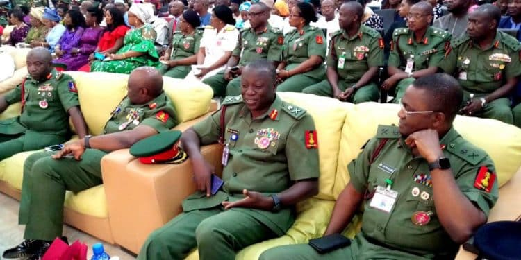 45 senior military officers Resigns because Buhari appointed their Junior as service chiefs
